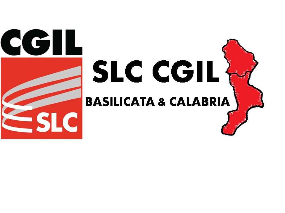 LOGO Slc Cgil Basilicata e Calabria